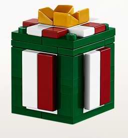 星期二 9时开放注册!LEGO店内12月6日-7日小朋友搭建并免费赠送乐高迷你礼物模型!