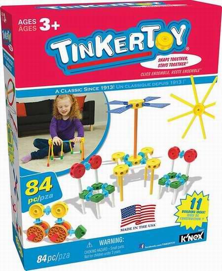 精选12款 K'Nex 益智积木拼插玩具套装4.5折起限时特卖!