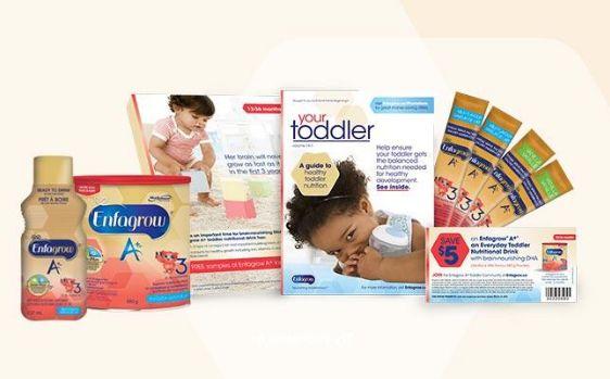 Enfamil 美赞臣 限时免费赠送正装 Enfagrow A+ 婴儿配方奶粉提货券!