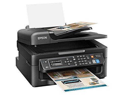 近史低价!Epson 爱普生 Workforce WF-2630 多功能无线彩色喷墨打印机4.5折 49.99加元包邮!