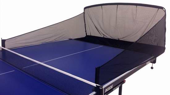 历史最低价!Joola iPong 碳纤维乒乓球集球网套装4.1折 37.99加元包邮!