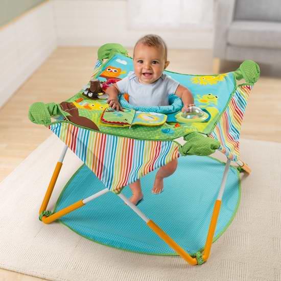 Summer Infant Pop N 便携式婴儿 室内/室外 跳跳乐6折 65.87加元限时特卖并包邮!