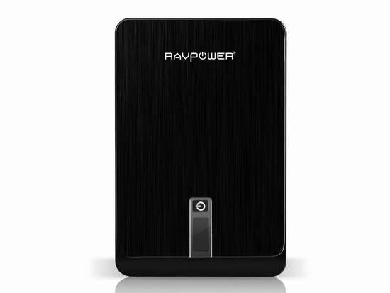 RAVPower 睿能宝 23000mAh 笔记本电脑备用电源/手机平板充电宝 95.99元限量特卖并包邮!