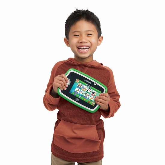 Leapfrog 跳蛙 Leappad3 儿童早教学习平板电脑 71.98元限量特卖并包邮!