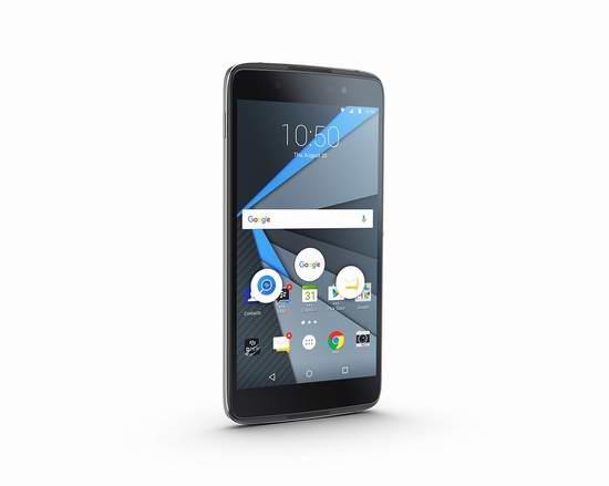 宇宙最安全的安卓手机 BlackBerry 黑莓 DTEK50 5.2英寸解锁版智能手机 立减130加元,299加元限时特卖并包邮!