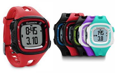 历史新低!Garmin Forerunner 15 GPS 智能运动手表+心率带套装4.5折 99.99加元限时特卖并包邮!三色可选!