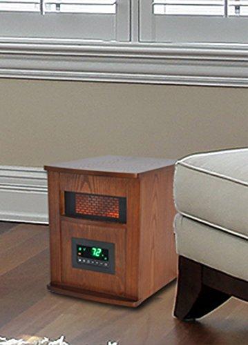 历史新低!LIFESMART 6 Element 木制红外线石英电热器4.5折 89.99元限时特卖并包邮!