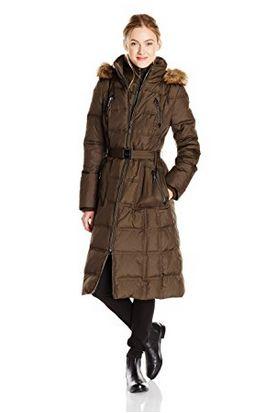 精选98款Tommy Hilfiger、Kenneth Cole等品牌精品男女款羽绒服、防寒服、大衣等1折起清仓并包邮!