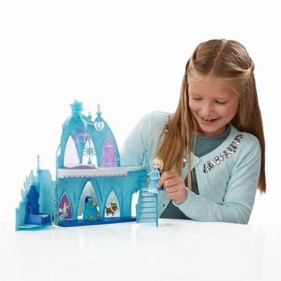 精选45款 Disney 迪士尼公主、冰雪奇缘、海洋奇缘玩偶 4.18元起限时特卖!