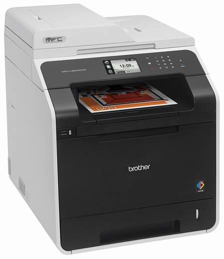 历史新低!Brother 兄弟 Printer MFCL8600CDW 多功能无线彩色激光打印机6.2折 399.99元限时特卖并包邮!