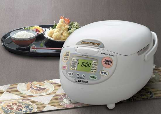 Zojirushi 象印 NS-ZCC10 多功能智能电饭煲5.2折 179.99元限时特卖并包邮!适合4-6人小家庭!