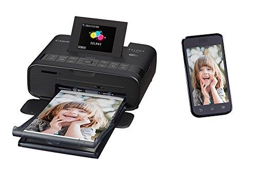 历史最低价!Canon 佳能 Selphy 炫飞 CP1200 便携式照片打印机5.9折 88加元包邮!
