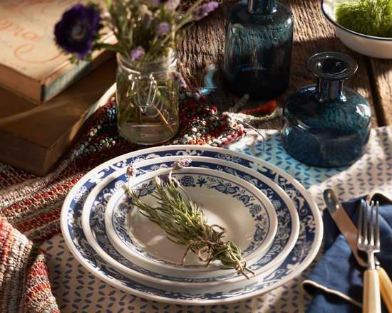 历史最低价!CORELLE 康宁 Livingware 餐具16件套5.3折 34.86加元!