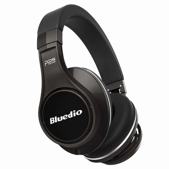 历史新低!Bluedio 蓝弦 U(UFO )旗舰版蓝牙头戴式耳机 74.72加元包邮!