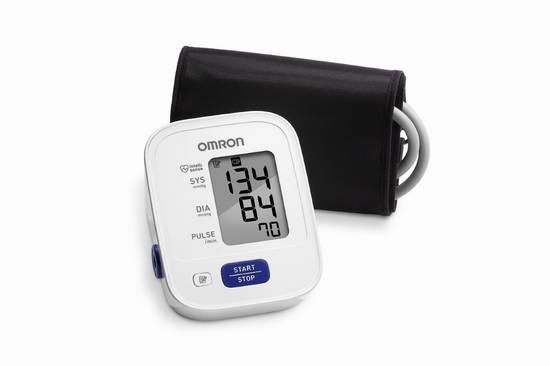 Omron 欧姆龙 3 Series BP710N 上臂式血压计 47.53加元限时特卖并包邮!
