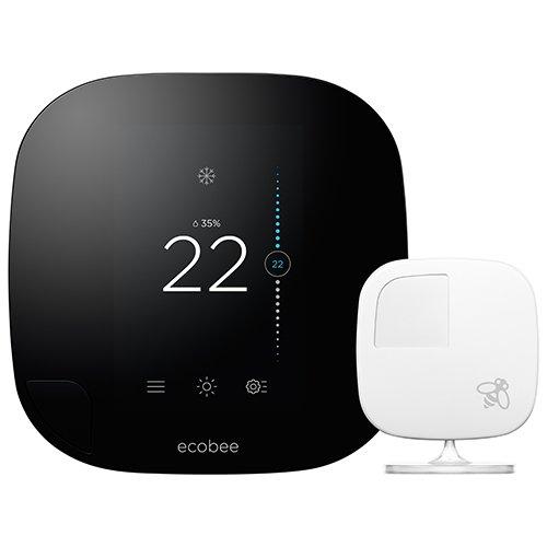 史低!Ecobee 3 HomeKit 智能恒温器 219加元特卖!
