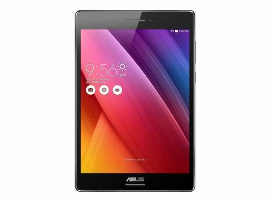 历史新低!ASUS 华硕 ZenPad S 8 Z580C-B1-BK 32GB 8英寸平板电脑 224.99加元限时特卖并包邮!