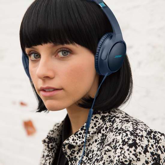 金盒头条:历史新低!Bose SoundTrue 耳罩式耳机II 5折89.99加元限时特卖并包邮!两色可选!