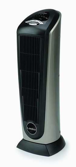 Lasko 751320C 冷暖两用 塔式陶瓷恒温电取暖器/电风扇5.5折 72.65加元包邮!