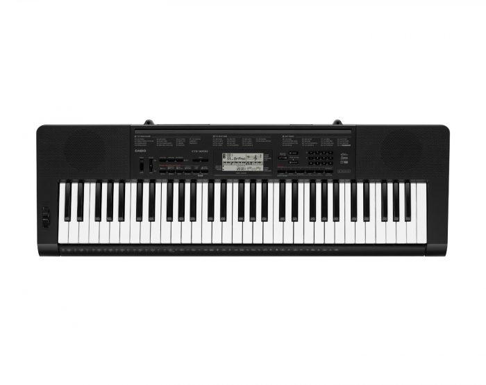 Casio 卡西欧 CTK-3200 仿钢琴力度键电子琴5.6折 129.99元限时特卖并包邮!