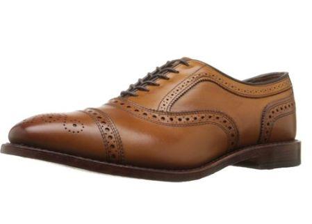 精选多款Allen Edmonds 男士皮鞋低至203.4元!