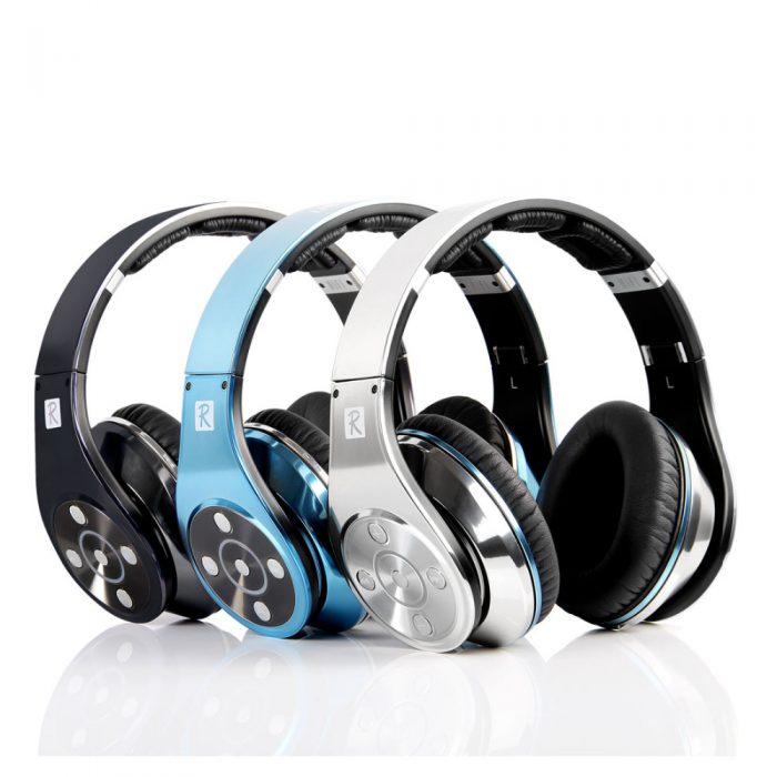Bluedio R+Legend系列无线蓝牙头戴式耳机 49.99加元限量特卖(2色),原价 129.99加元,包邮
