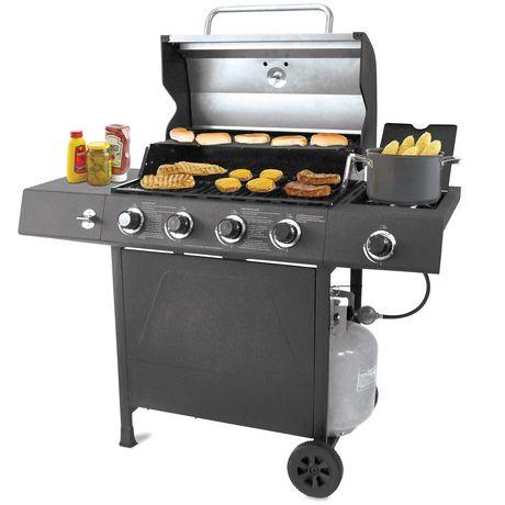 Backyard Grill GBC1646WSD-C 不锈钢BBQ/烧烤炉 109元清仓特卖,原价 218元,包邮