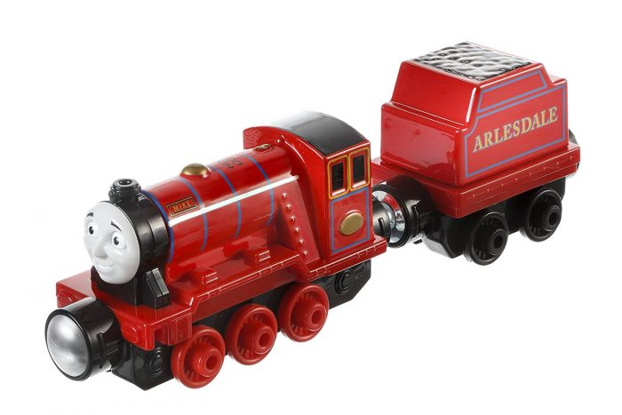 Fisher-Price Thomas Take-N-Play 托马斯火车 7.42元,原价 14元