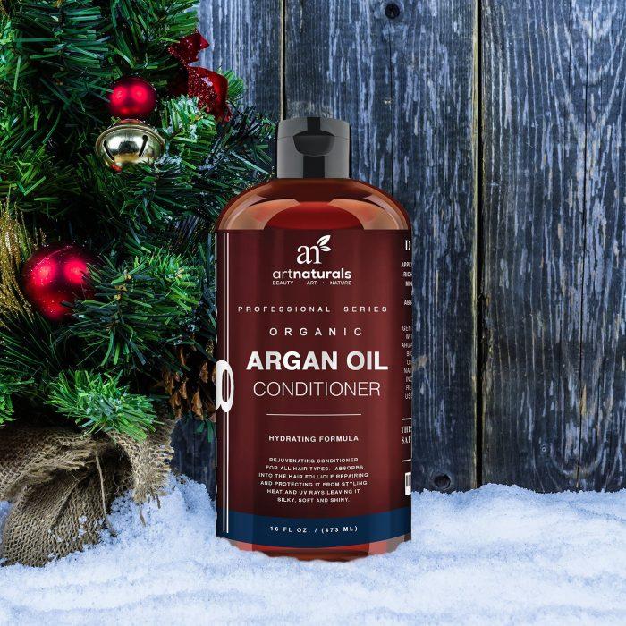 Art Naturals Argan Oil纯天然阿甘油日常护发素 14.4元特卖!