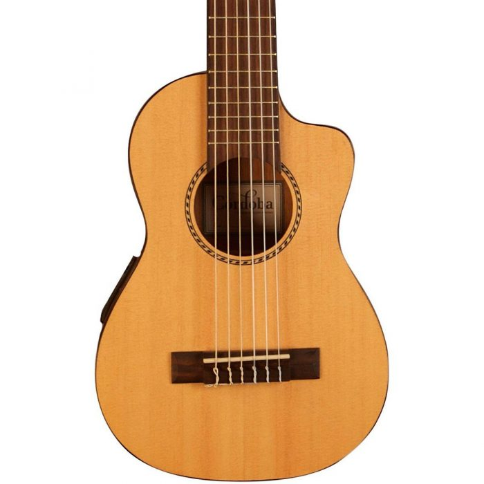 Cordoba Guilele CE 小六弦电吉他 187.01元限量特卖,原价 435元,包邮