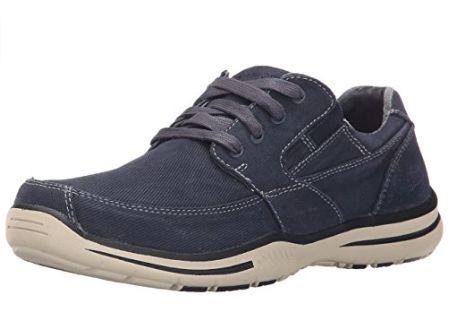 Skechers USA 男士休闲鞋 31.18元起特卖(4色),原价 74.83元