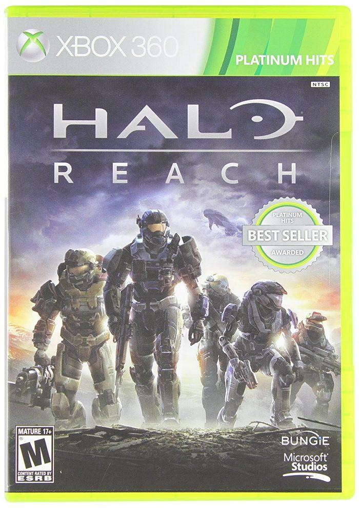 Halo Reach 《光环:致远星》11.16元限量特卖(Xbox 360),原价 26元