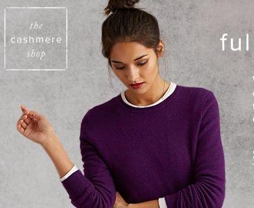 精选35款LORD &TAYLOR女款羊绒毛衣 69.99元起特卖!