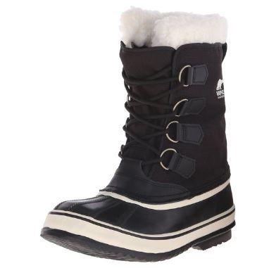 Sorel Carnival 女款雪地靴 104.08元起特卖(4色可选),原价 157.87元,包邮