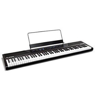 Alesis Recital 88键初级电子琴 249.99元,原价 394.34元,包邮