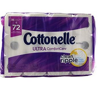 Cottonelle Ultra 36卷双层超软卫生纸 15.99元限量特卖,原价 23.99元