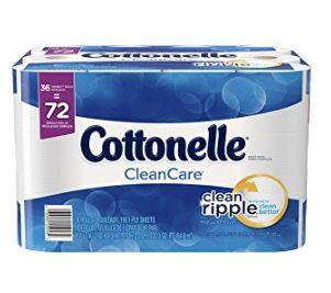 Cottonelle Clean Care 36卷双层超软卫生纸 15.99元限量特卖,原价 23.99元