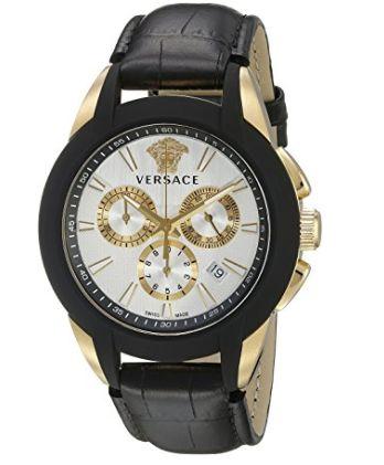 Versace 范思哲 VQN030015 男士石英腕表 1131.13元,原价 3243.5元,包邮