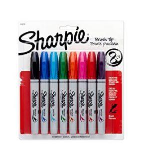 精选 5款 Sharpie马克笔 4折起特卖!最低4.38元