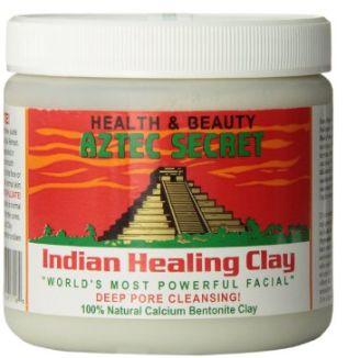 高分评价!Aztec 印第安秘制愈合泥粘土清洁面膜 12.89加元特卖!