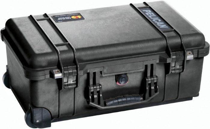 摄影爱好者福音!Pelican 1510-004-110 中号相机专用安全箱 169.99元,原价 426元,包邮