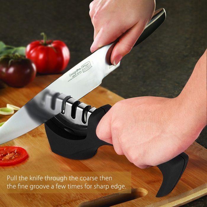 Patec 磨刀器 11.51元限量特卖,原价 15.99元