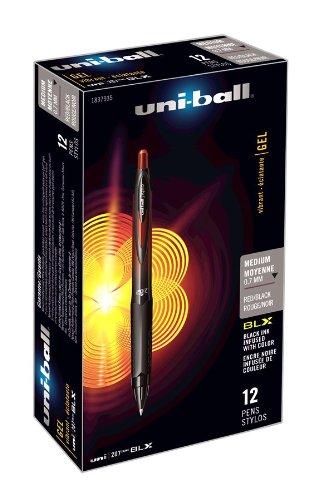 Uni-Ball 207可伸缩中凝胶笔 10.42元限量特卖,原价 31.52元