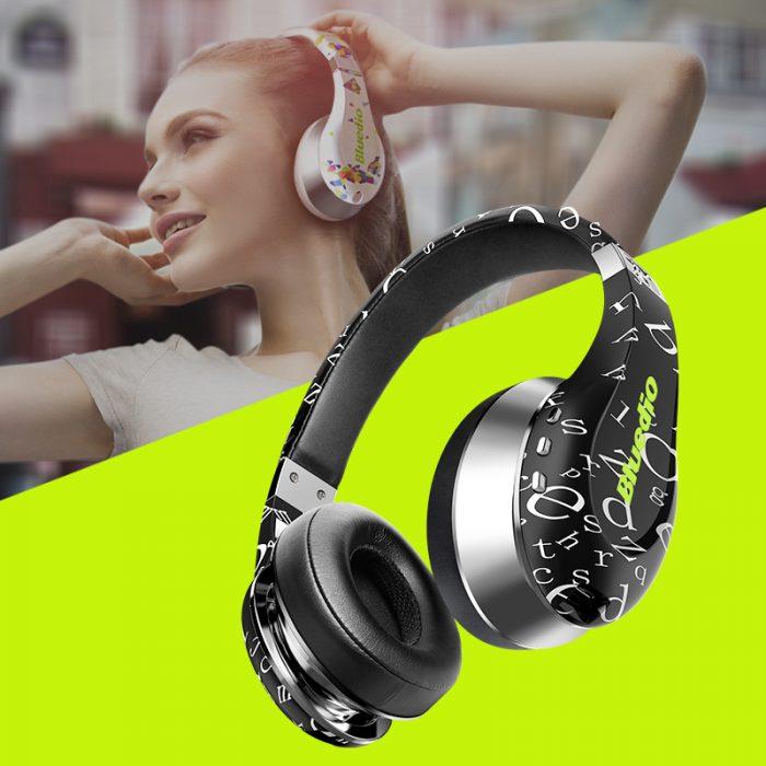金盒头条:Bluedio 蓝弦 A Air 时尚头戴式蓝牙耳机 54.99加元限时特卖并包邮!两色可选!
