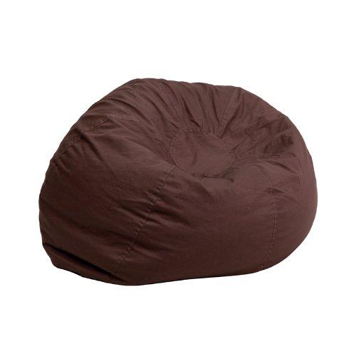 历史新低价上再打7.5折!Flash Furniture 儿童 懒人沙发/豆袋椅4.1折 68.2元限时特卖并包邮!
