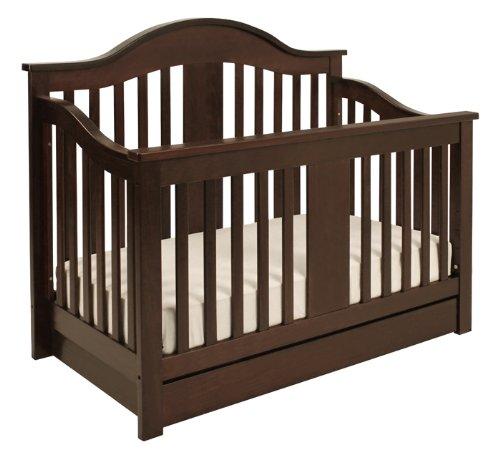 历史新低!DaVinci Cameron 四合一多功能成长型婴儿床4.8折 232.62元限时特卖并包邮!