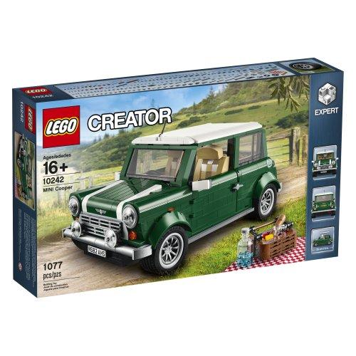 Lego 乐高 10242 创意系列 Mini Cooper 积木模型(1077pcs)6.8折 89.99加元包邮!