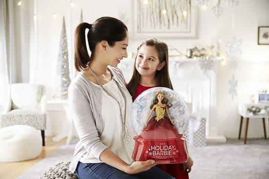 历史新低!Barbie Collector 2016 假日芭比娃娃拉美珍藏版 20加元限时特卖!