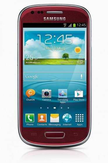 历史新低!Samsung 三星 I8190 Galaxy S III Mini 8GB 4英寸解锁版智能手机 94.96元限时特卖并包邮!