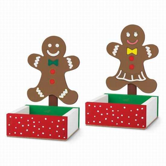 Home Depot 12月10日免费儿童手工课,制作姜饼人糖果盘,另有2个家庭装修免费课程!